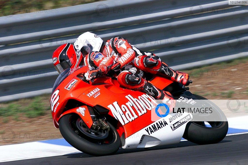 2001 Motorbike 500cc Chapionship
