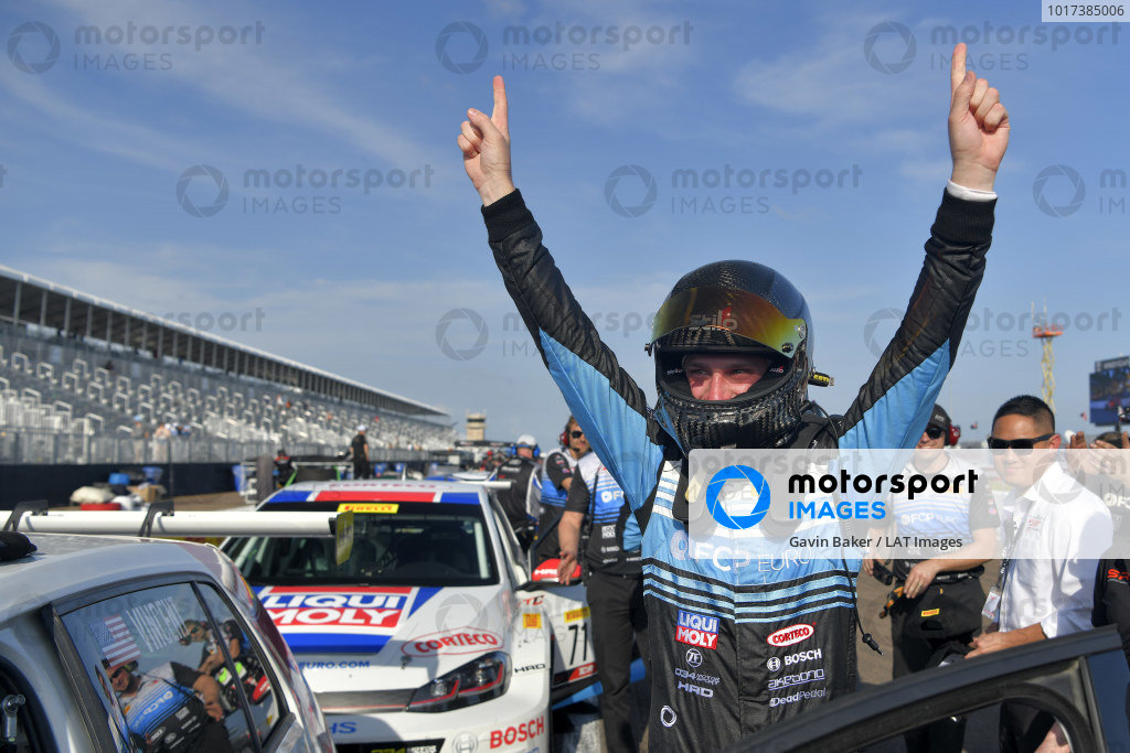 Nate Vincent, FCP Euro Volkswagen Golf GTI TCR