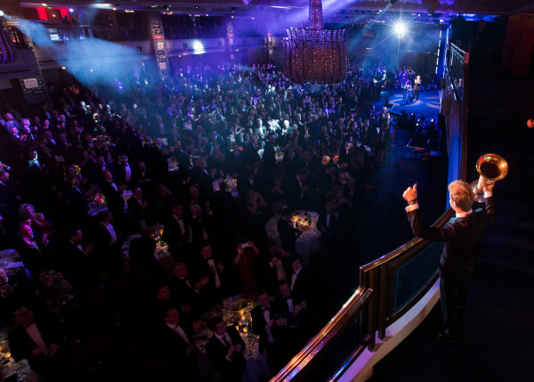 2016 Autosport Awards. Grosvenor House Hotel, Park Lane, London. Sunday 4 December 2016.  Nico Rosberg, Mercedes AMG.   World Copyright: /LAT Photographic. ref: Digital Image MALC8617