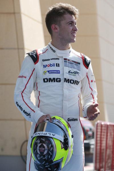 2016 FIA World Endurance Championship Rookie Test, Bahrain International Circuit, 20th November 2016, Gustavo Menezes World Copyright. Jakob Ebrey/LAT Photographic