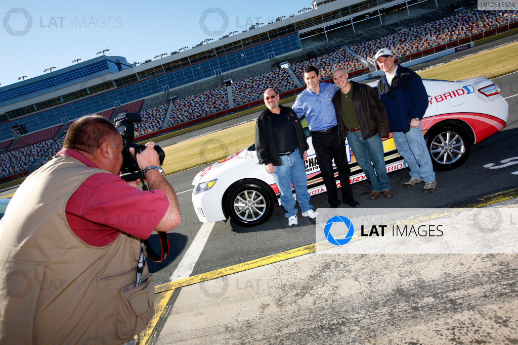 18-21 January 2010, Concord, North Carolina USA