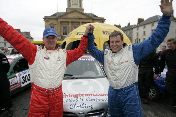 Robert BarrettJim Clark Rally2006 British Rally ChampionshipKelso, ScotlandWorldwide copyright: Ebrey/LAT Photographic