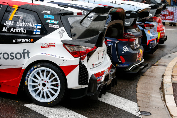 2018 FIA World Rally Championship,
