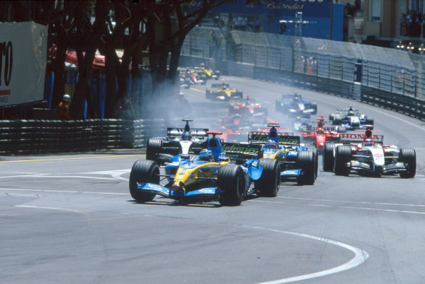 2004 Monaco Grand Prix. 