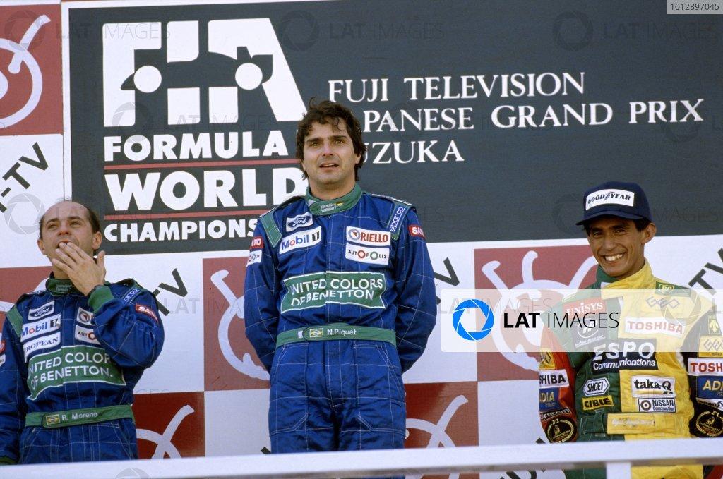 1990 Japanese Grand Prix.