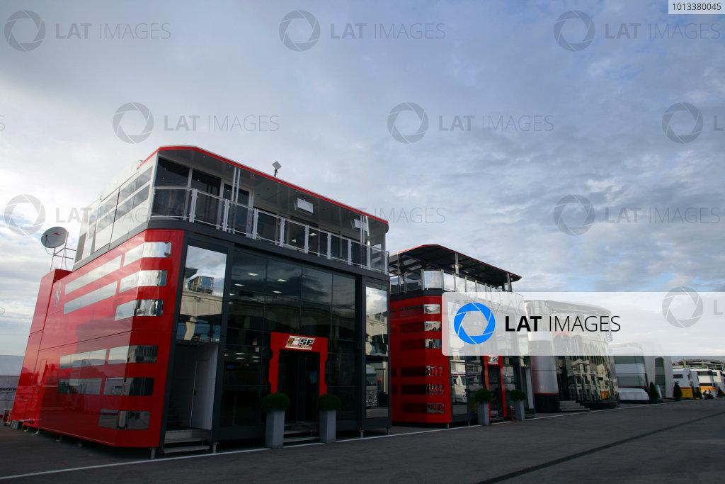 2009 Turkish Grand Prix - Thursday