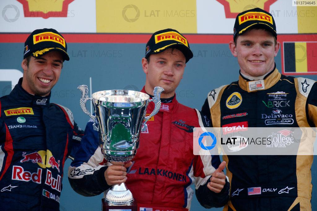 2012 GP3 Series. Round 7.