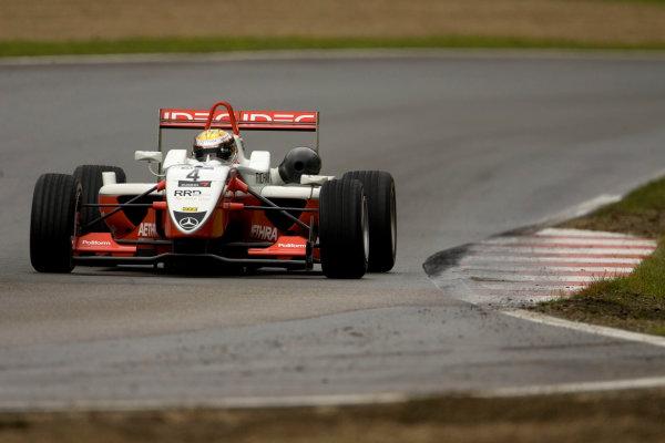 Jules Bianchi, ART Grand Prix.Action. World Copyright: Drew Gibson/LATref: Digital Image MQ9M3709