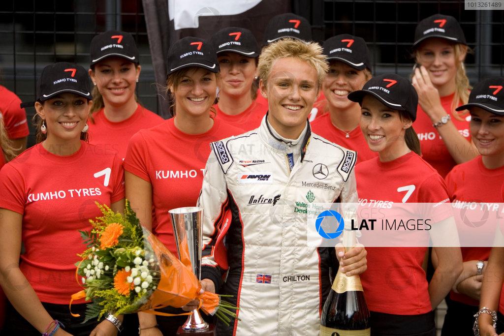 2008 Zandvoort Grand Prix Masters of Formula Three. Zolder, Belgium. 8th - 10th August 2008