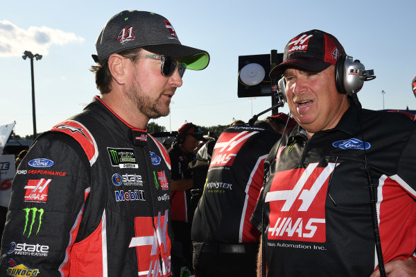 Monster Energy NASCAR Cup Series Federated Auto Parts 400 Richmond Raceway, Richmond, VA USA Friday 8 September 2017 Kurt Busch, Stewart-Haas Racing, Haas Automation/Monster Energy Ford Fusion World Copyright: Rusty Jarrett LAT Images