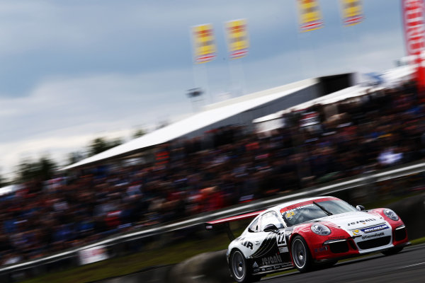 2017 Porsche Carrera Cup, Knockhill, 12th-13th August 2017, Peter Kyle-Henney (GBR) IN2 Racing Porsche Carrera Cuph World copyright. JEP/LAT Images