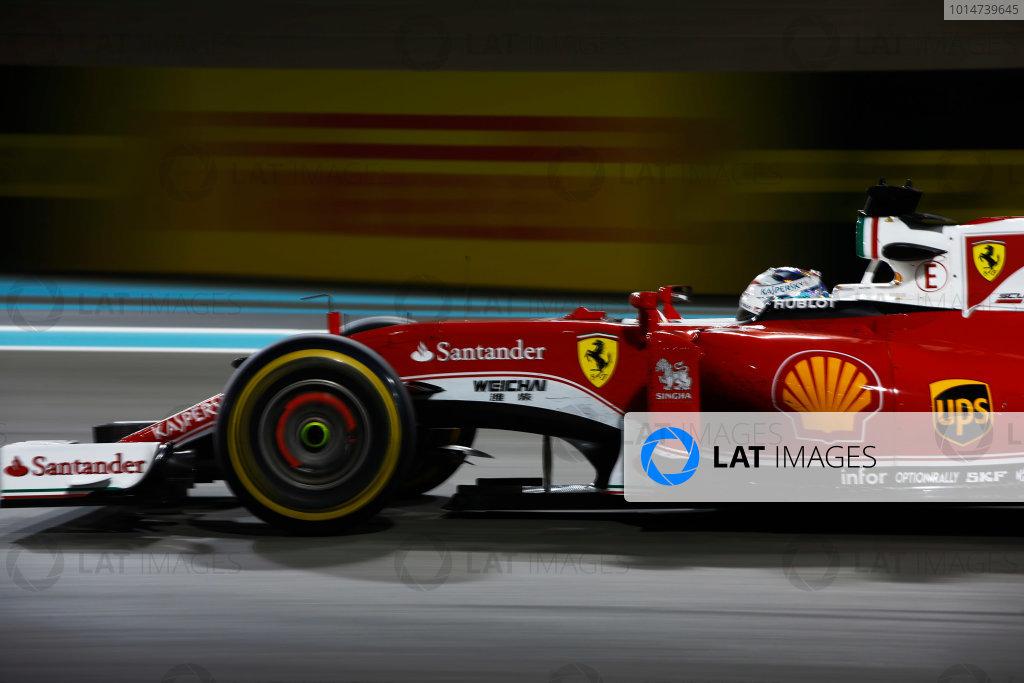 Round 21 - Abu Dhabi Grand Prix