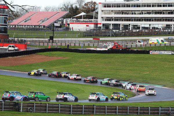 Mini Race Action