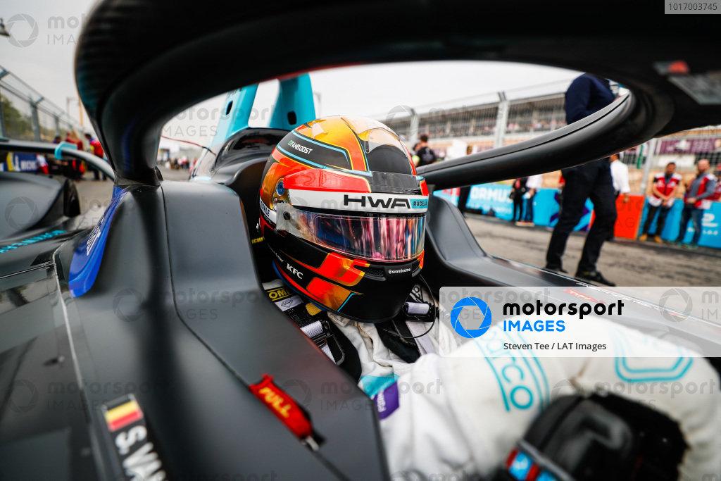 Stoffel Vandoorne (BEL), HWA Racelab, VFE-05 on the grid