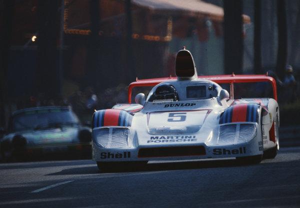Jacky Ickx / Henri Pescarolo / Jochen Mass, Martini Racing Porsche System, Porsche 936/78.