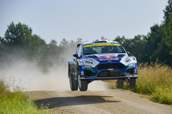 Adrien Fourmaux (FRA), M-Sport World Rally Team, Ford Fiesta WRC Rally2 2021