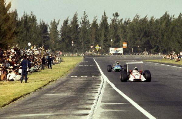 Graham Hill claimed his second F1 title a half-century ago