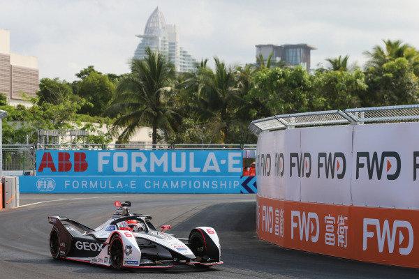 Felipe Nasr (BRA), GEOX Dragon Racing, Penske EV-3
