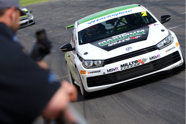2017 VW Cup  Snetterton, 27th-28th May 2017, Tom Witts World copyright. JEP/LAT Images