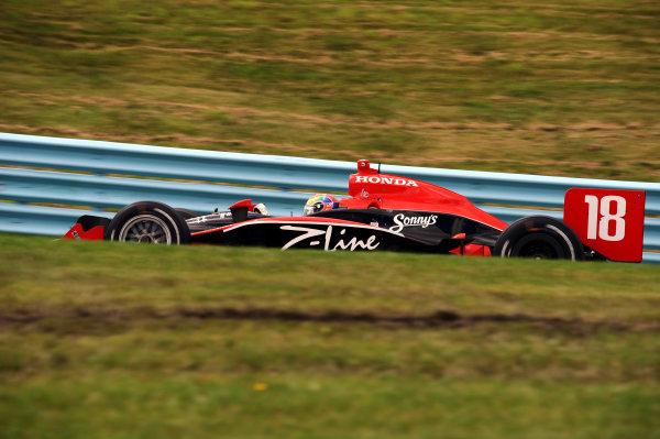Justin Wilson (GBR), Dale Coyne Racing.IndyCar Series, Rd9, Camping World Grand Prix at the Glen, Watkins Glen International, New York State, 3-5 July 2009.