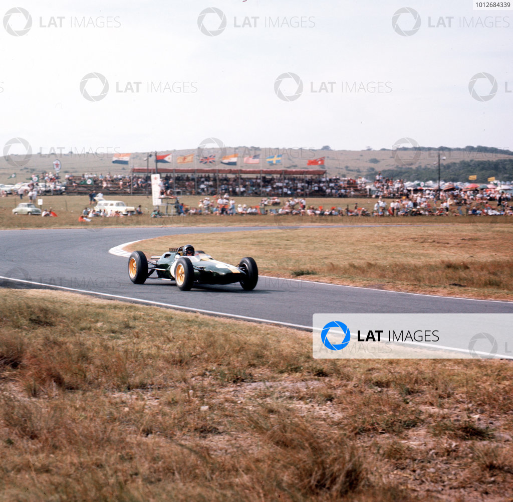 1963 South African Grand Prix.