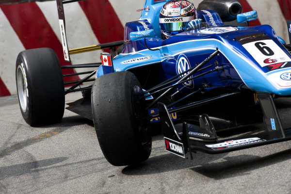 Nicholas Latifi (CDN) Carlin. 60th Formula 3 Macau Grand Prix, Macau, China, 13-17 November 2013.