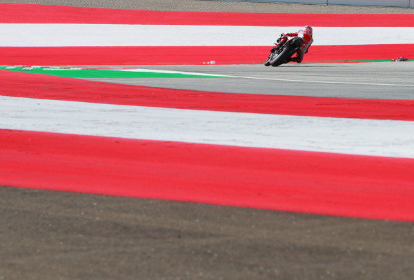 Michele Pirro, Pramac Racing  .