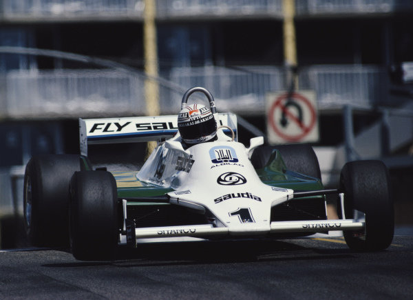 Alan Jones, Williams FW07C Ford.