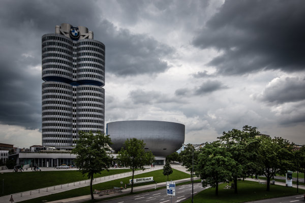 BMW Museum and BMW Headquarters
