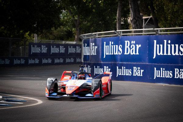 Jérôme d'Ambrosio (BEL), Mahindra Racing, M6Electro