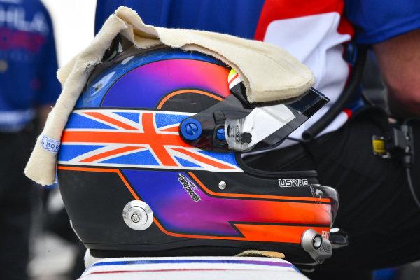 #25: Stefan Wilson, Andretti Autosport Honda