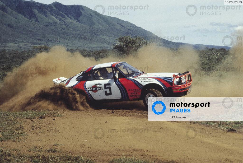 1978 Safari Rally.