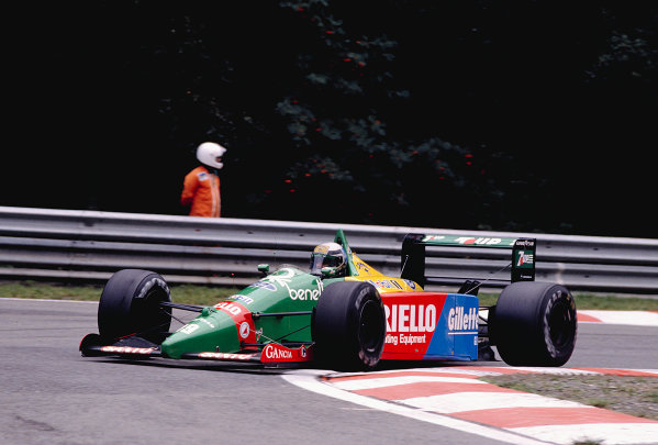 1989 Belgian Grand Prix.