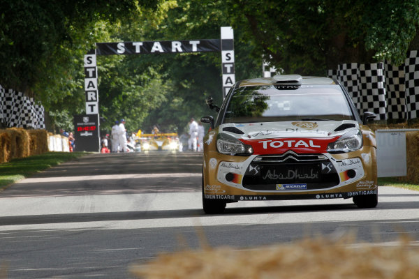 2014 Goodwood Festival of Speed  Goodwood Estate, West Sussex, England. 26th - 29th June 2014. 
