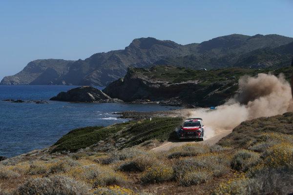 2017 FIA World Rally Championship, Round 07, Rally Italia Sardegna, June 8-11, 2017, Craig Breen, Citroen, action Worldwide Copyright: McKlein/LAT