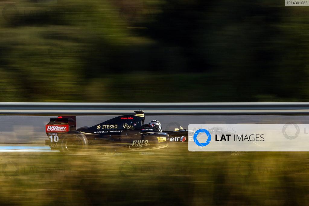 Test 1 - Jerez, Spain