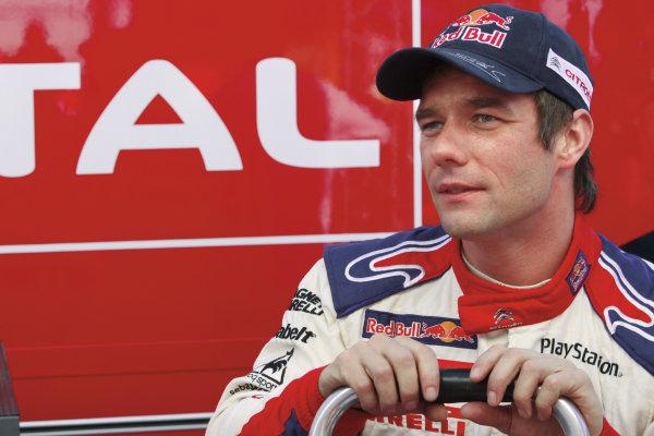 Round 04Rally Portugal 2- 5 of April 2009Sebastien Loeb, Citroen WRC, PortraitWorldwide Copyright: McKlein/LAT
