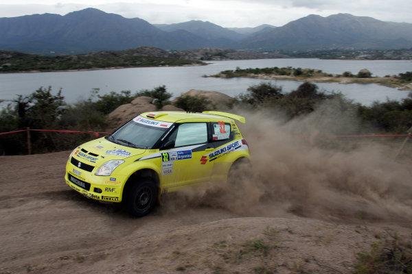 Round 05Rally Argentina 24- 27 of April 2009Michal Kosciuzko, Suzuki , JWRC, PortraitWorldwide Copyright: McKlein/LAT