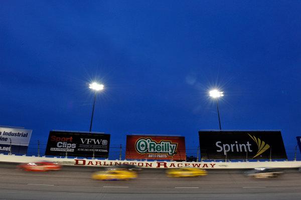 10 May, 2013, Darlington, South Carolina USA Darlington Raceway race action atmosphere ©2013, Scott R LePage LAT Photo USA