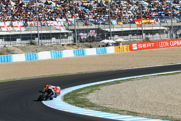 Round 12 - Jerez, Spain