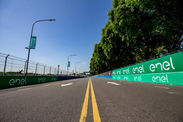 2016/2017 FIA Formula E Championship. Buenos Aires ePrix, Buenos Aires, Argentina. Friday 17 February 2017. A view of the track. Photo: Zak Mauger/LAT/Formula E ref: Digital Image _L0U8100