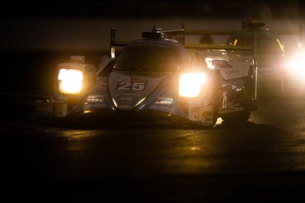 #25 Algarve Pro Racing, Oreca 07-Gibson: Andrea Pizzitola, John Falb, David Zollinger