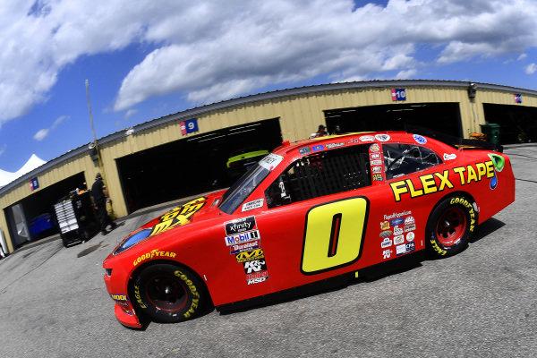 #0: Garrett Smithley, JD Motorsports, Chevrolet Camaro Flex Tape