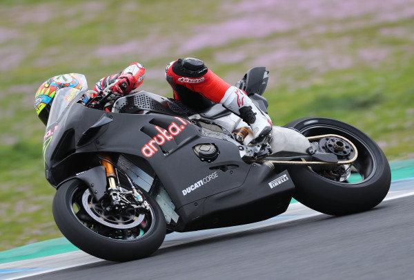 Chaz Davies, Aruba.it Racing-Ducati SBK Team.