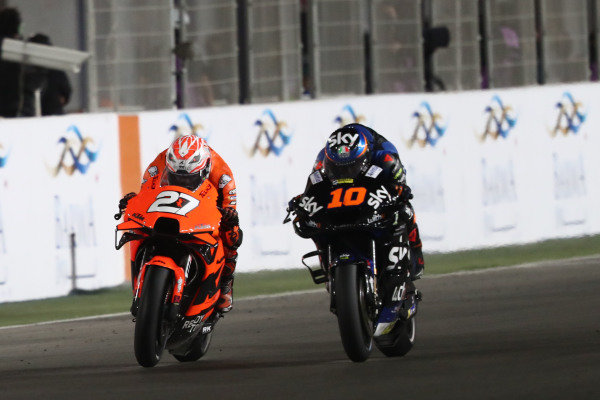 Iker Lecuona, KTM Tech3, Luca Marini, Esponsorama Racing.