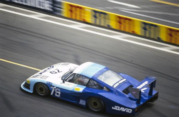 John Fitzpatrick / David Hobbs, John Fitzpatrick Racing, Porsche 935/78-81.