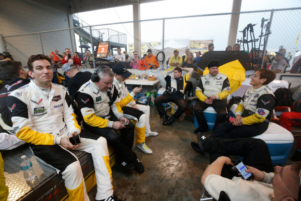 16-19 March, 2016, Sebring, Florida, USA , 4, Chevrolet, Corvette C7, GTLM, Oliver Gavin, Tommy Milner, Marcel Fassler ?2016, Michael L. Levitt LAT Photo USA