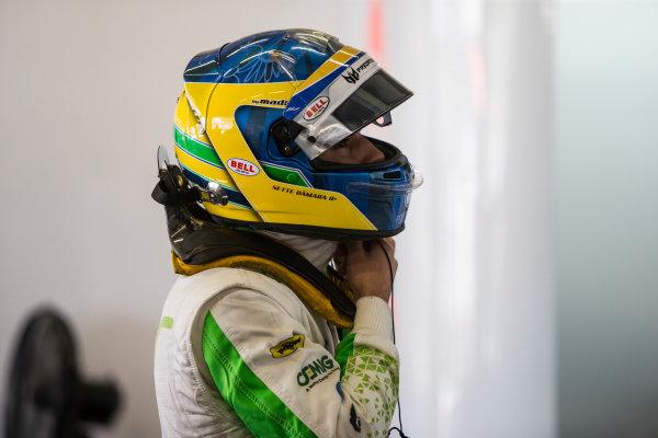 2017 FIA Formula 2 Round 10. Circuito de Jerez, Jerez, Spain. Sunday 8 October 2017. Sergio Sette Camara (BRA, MP Motorsport).  Photo: Andrew Ferraro/FIA Formula 2. ref: Digital Image _FER3096