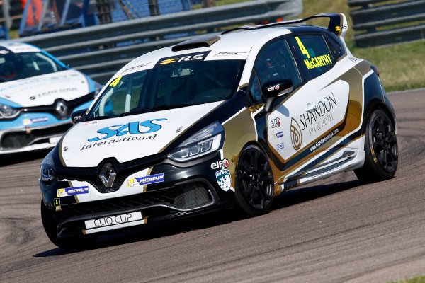 Renault Clio Cup Rockingham, 26th-27th August 2017, Jack McCarthy (GBR) Team Pyro Renault Clio Cup  World copyright.. JEP/LAT Images