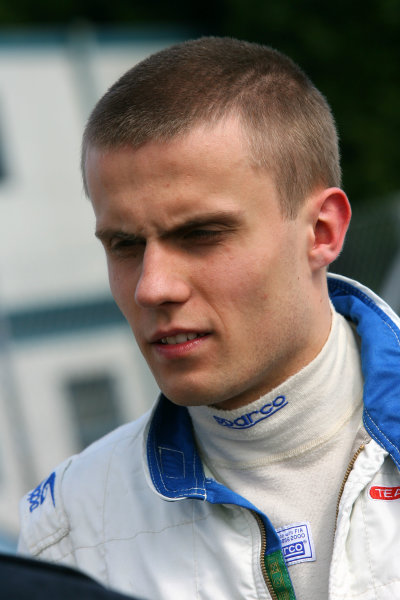 Silverstone, Great Britain. 3rd - 5th May 2009.Max Snegirev (RUS) - Team West-Tec Dallara Mugen Honda.World Copyright: Ebrey/LAT Photographic.